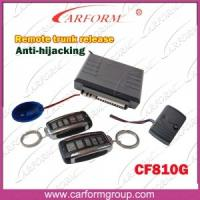 Quality Auto Accessories Electronics Anti-hijacking Auto Alarms Systems 810G Remote Trunk Release for sale