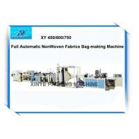 Quality Fully Automatic Non—Woven Fabrics Bag-making Machine for sale
