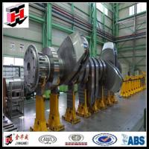 Quality Large Marine Crankshaft Forging for sale