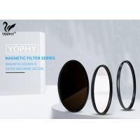 Buy cheap HD Camera Lens Filter magnetic ND filter 1000x 77mm Nanotec Coatings, Ultra-Slim from wholesalers