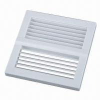 Quality White square ventilation/sauna room exhaust fan cover, OEM orders are welcome for sale