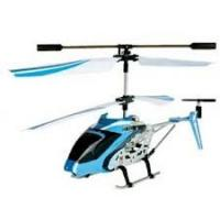 China Favorable design fashionable appearance blue 2.4Ghz electric  4 Channel RC Helicopter on sale