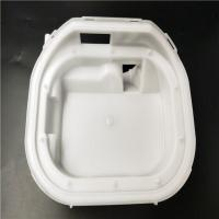 Quality QS Approval Injection Molded Plastic Containers POM Flow Meter Shell for sale