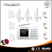 Quality Auto Usage Cheaper Wireless Diy Home Alarm Systems For Anti Theft for sale