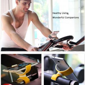 Quality Smart Phone GPS Holder For Car , Desk Stand Universal Rotating Shelf Bike Mount for sale