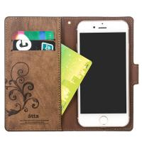 China 2017 Best Custom Cases for iPhone 8 Leather Wallet for Sale on sale