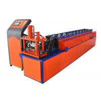 Quality automatic stud and track c channel Light Steel Keel Roll Forming Machine for sale
