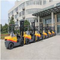 Quality Customized Color Diesel Engine Forklift 3.5 Ton With 3000mm Lift Height for sale
