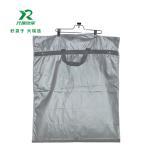 Quality 100 polyester laundry bag garment bags clear plastic garment bags container store garment bags custom logo for sale