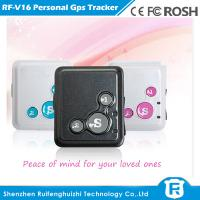 Quality Panic button children protection devices RF-V16 with free online tracking software for sale