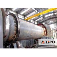 Quality Environmental Friendly Rotary Kiln in Cement Metallurgy and Refractory Material for sale