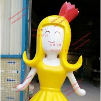 Quality japanese famous movie cartoon  statue of fiberglass colorful  for  garden model props for sale