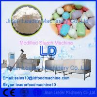 Quality Modified starch processing line/plant/machinery for sale