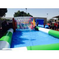 China Colorful Inflatable Swimming Pools on sale