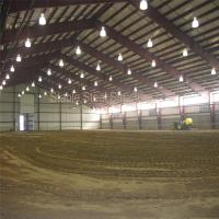 Quality Prefab Steel Metal Building Kit for Horse Riding Arena,basket ball hall for sale