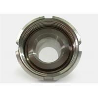 Quality High Strength Din 11851 Sanitary Fittings , Sanitary Union For Food Line for sale