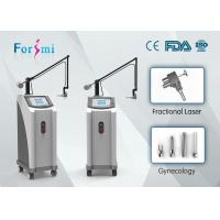 Quality 40W CO2 laser machine with fractional mode and cutting mode for any skin problem for sale