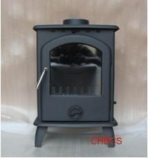 China 6.5KW casting iron wood stoves on sale