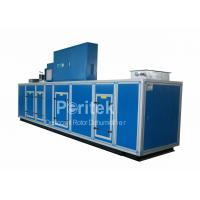 China Combined Small Desiccant Dehumidifier , Commercial Desiccant Dehumidifier on sale