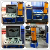 Quality ZGF Series 60kV, 120kV, 200kV, 400kV Cable DC Withstand Fault Tester for sale