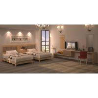 High End Luxury Hotel Furniture Twin Bedroom Furniture Sets with MDF wood