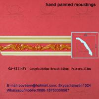 Quality hand painted relief moulded for sale