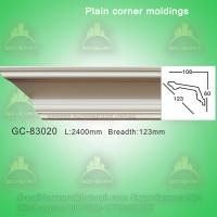 Quality Good quality durable PU crown moldings/cornice design ideas for sale
