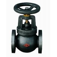 Quality Double Flanged Globe Valve / Stainless Steel pneumatic globe valve for sale