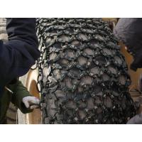 China Snow Chain for used forklift tyre type 29.5-25 on sale