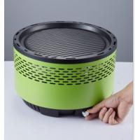 China Lotus Outdoor Portable BBQ Charcoal Grill/Smokeless BBQ Charcoal with Transport Bag/Battery Operated Fan Mini Grill on sale