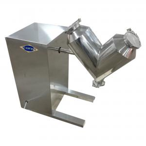 Quality Laboratory Blending Powder V Mixer Machine Tablet Production Lines for sale