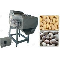 Quality Fully Automatic Raw Cashew Nut Grading Shelling Machine, Processing Unit 300 Kg for sale