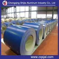Buy cheap Sell PE (polyester) colorful coated aluminum sheet thick at 0.12mm to 3.0mm from Wholesalers