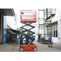 Buy Aerial Maintenance Scissor Lift Extension Platform Self Propelled Lift Table at wholesale prices