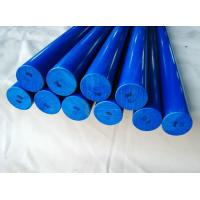 Quality Nylon Rod, PA6 Rods with White, Blue Color for sale