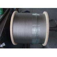 Quality Stainless Steel Wire Rope for Hoisting and Lifting 6x19+IWRC for sale