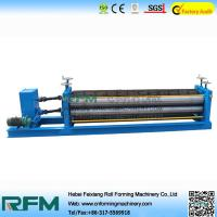 Quality Corrugated Iron Sheet Roof Tile Making Machine For Roofing 50HZ Frequency for sale