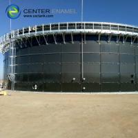 Quality Glass Lined Liquid Storage Tanks Comply With NSF61 Certification for sale