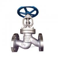 Quality Ansi Class 300 Control Bellow Seal Globe Valve SS 304 Cryogenic Globe Valve for sale