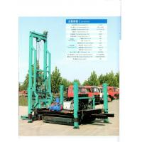 Buy cheap Mud Reverse Circulation Engineering Drilling Rig With Crawler Chassis High Speed from wholesalers