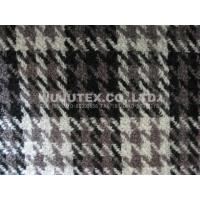 China 370g/sm Woolen Dyeing Acrylic Fabric 40% Wool 45% Acrylic 15% Polyester for Ladies Fashion on sale