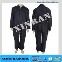 Quality Breathable Anti Fire Garment Safety Coverall Uniform for sale