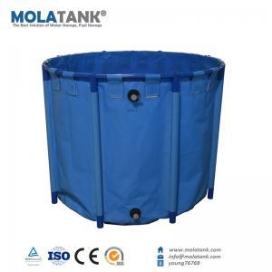 Quality Molatank PVC Plastic Outdoor Salt/ Fresh Water Fish Breeding Tank  providing OEM service Personalized Decorations for sale