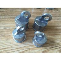 Quality Horizontal Rails Attachment Chain Link Fence Fittings 2 3/8 Aluminum Rail Ends for sale