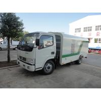 Quality dongfeng duolika 7cbm street sweeper truck for sale, factory sale cheaper price road sweeping vehicle for sale for sale