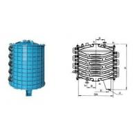 Quality Glass Lined Heat Exchanger for highly corrosive fluids in the chemical for sale