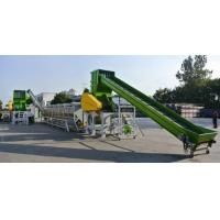Quality plastic waste recycling for sale