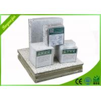 Quality Labor Cost Saving sand EPS Cement Sandwich Wall Panel For High Building Wall for sale