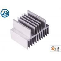 Quality Light Material Magnesium Alloy ExtrudedHeat Sink Profile AZ31B With Good Ductility for sale