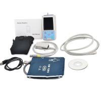 China 3 Parameters Portable Patient Monitoring Devices PM50 With SPO2 PR NIBP Function on sale